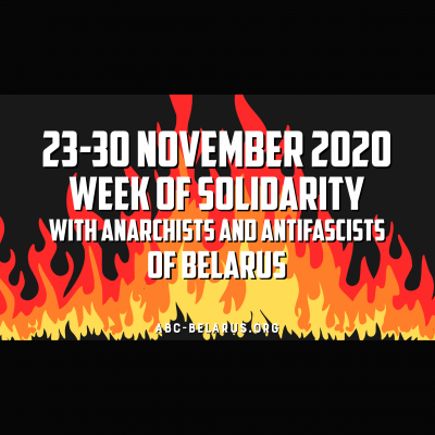 Belarus: Update on the Uprising (November 2020)