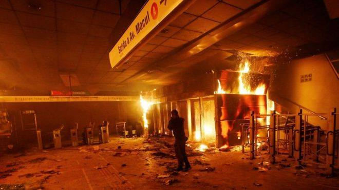 Sozialer Aufstand in Chile: Bericht aus Valparaiso Teil 7