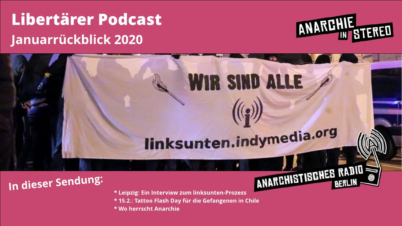 Libertärer Podcast Januarrückblick 2020