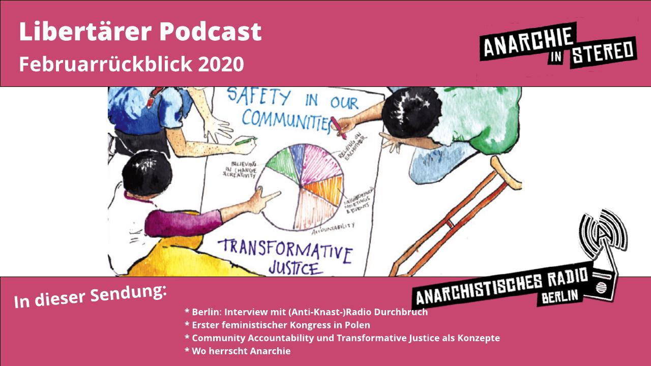 Libertärer Podcast Februarrückblick 2020