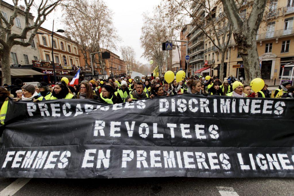 Ein Jahr Gelbwestenbewegung in Frankreich am Beispiel von Toulouse
