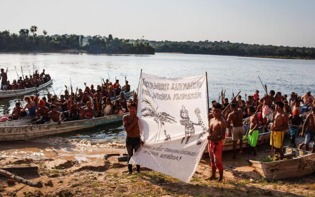 Brasilien 2019 – 1: Der Kampf der indigenen Munduruku um ihr Überleben im Amazonas