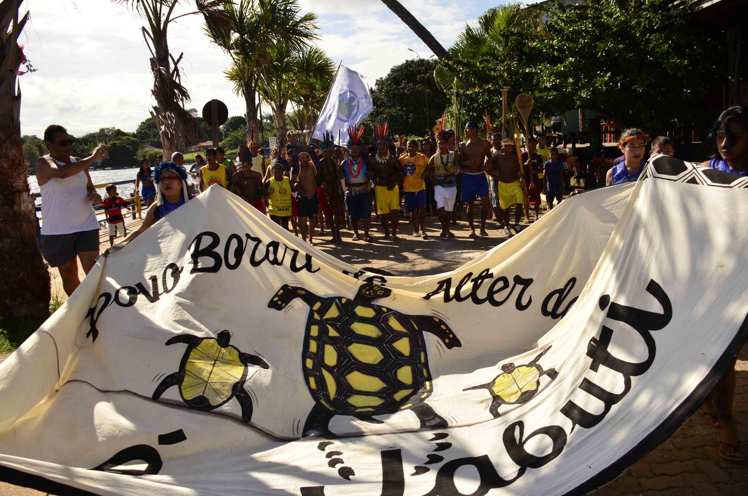 Brasilien 2019 – 2: Der Kampf der indigenen Borari um ihr Überleben im Amazonas