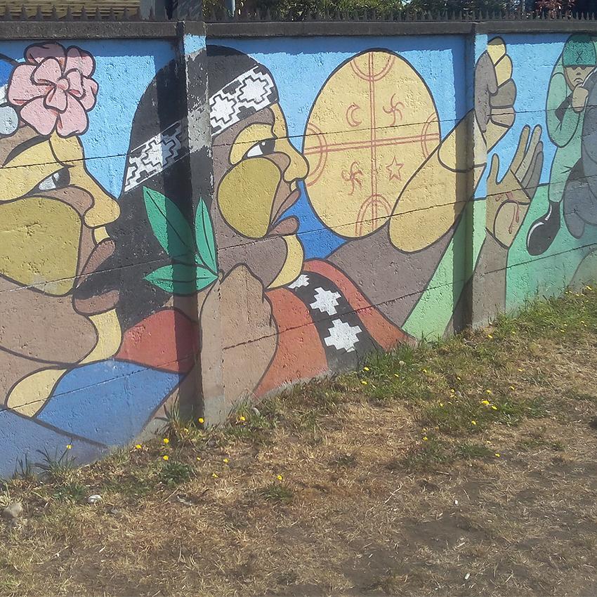 Mapuche 2020 (2) – El Lonko Facundo Jones Huala, lxs Presxs Políticxs Mapuche y el Covid19