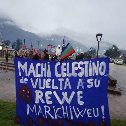 Chile: Huelga de hambre de Presos Políticos Mapuche entra fase crítica