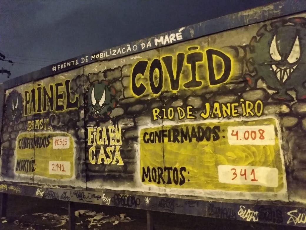 """Brasilien 2020 – 2: """"August-Update zur Pandemie"""""""