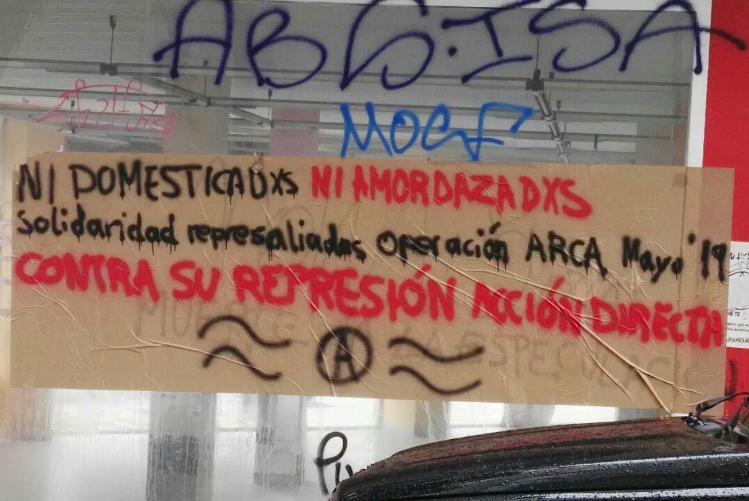 España: La operación Arca y la represión contra el movimiento anarquista