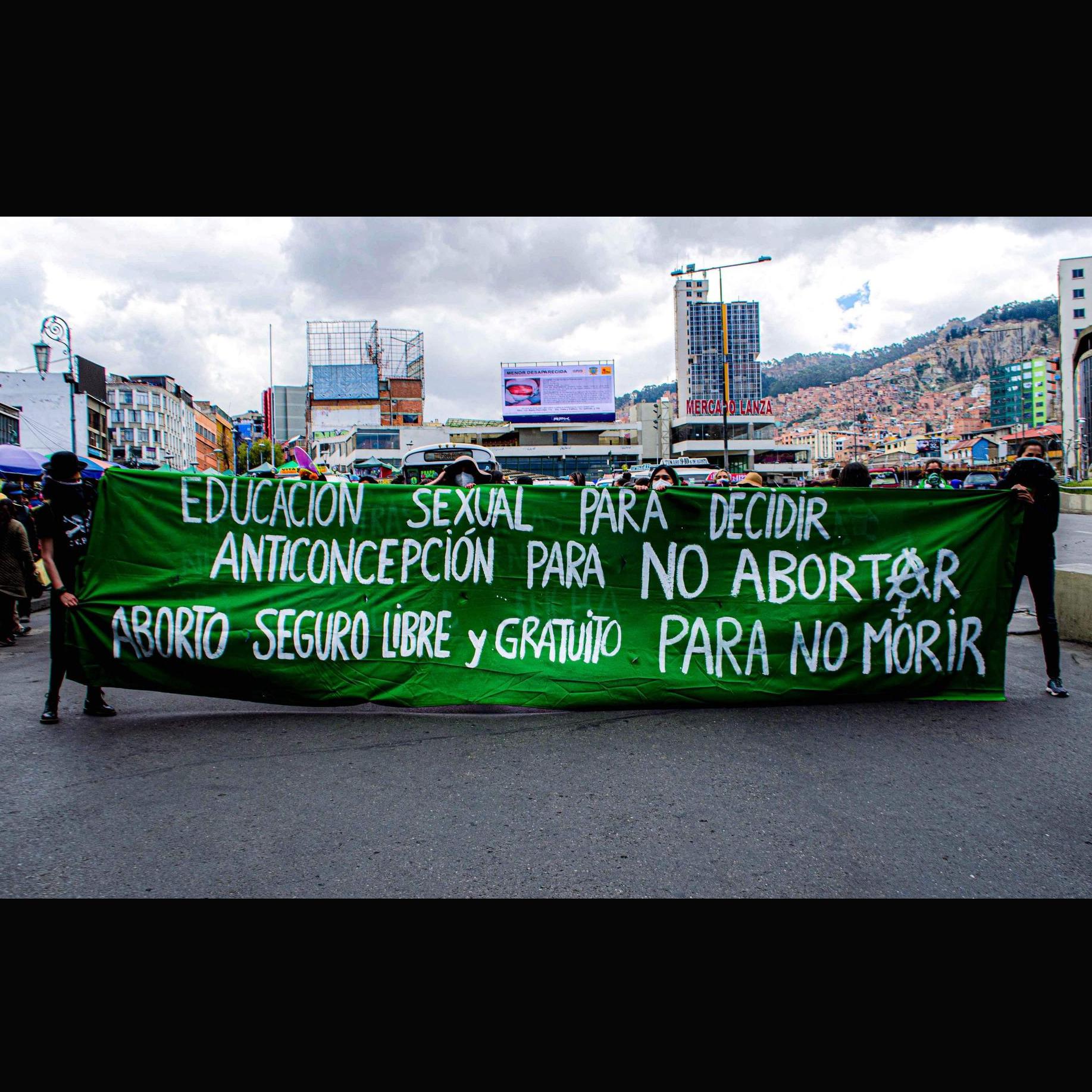 Bolivia: Las elecciones presidenciales, la pandemia, el anarcafeminismo y las cuestiones sociales