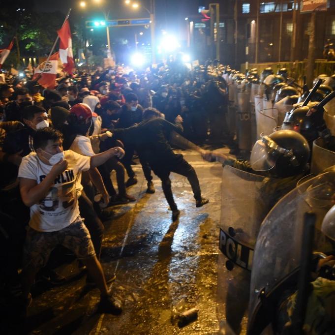 Entrevista con Tomate Coletivo sobre las recientes protestas en el Perú
