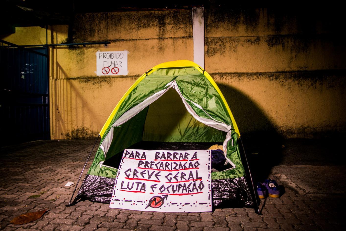 Brasilien: Interview zu Schulbesetzungen 2016