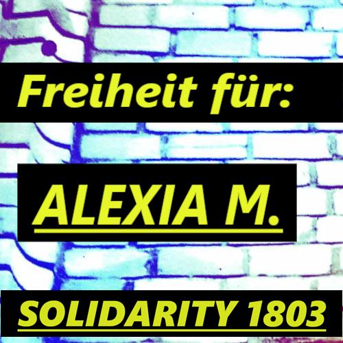 Trans* Menschen in Haft – Freiheit für Alexia M.