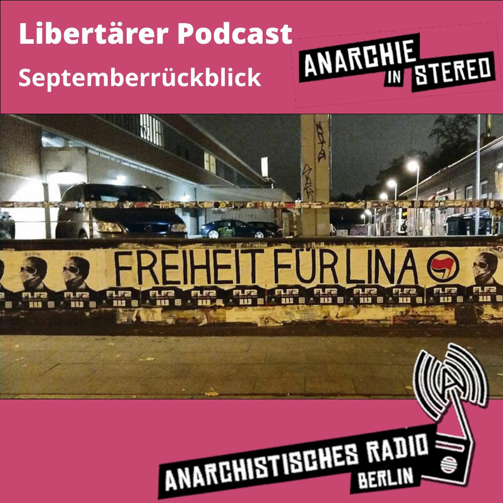 Libertärer Podcast Septemberrückblick 2021